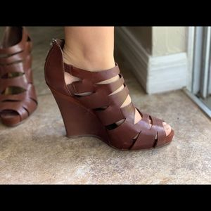 Brown Wedges